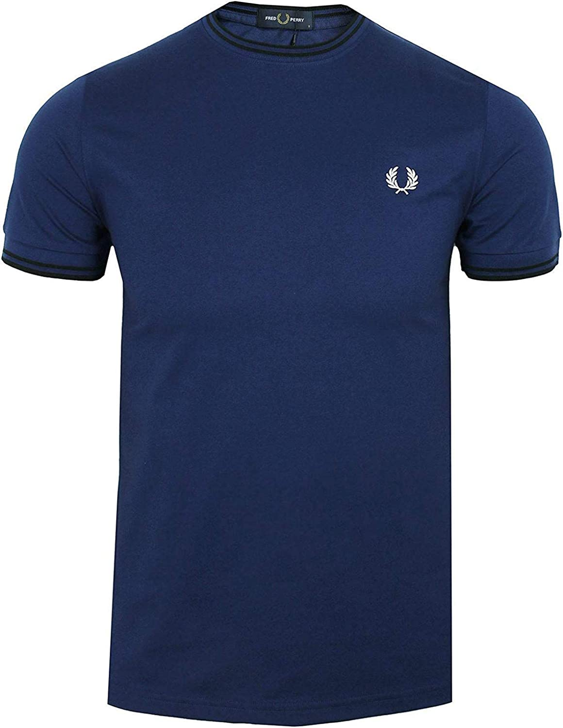 Fred Perry Fp Twin Tipped Camiseta para Hombre
