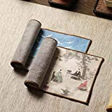 SUGN Tea Table Mats Hand-Painted Thickening Bowl