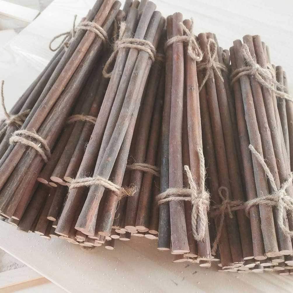 BESPORTBLE 20 Piezas de Ramas de Madera de Deriva Natural Diy Palos de Troncos de Madera Adornos para Acuarios Ramitas Decorativas para Decoraci/ón