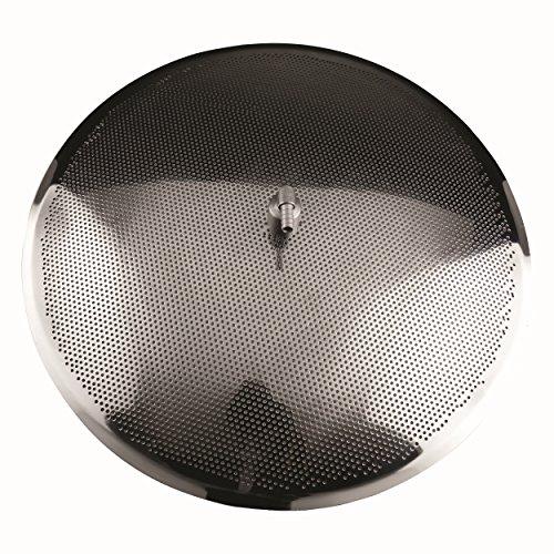 Fermenter's Favorites Titan Stainless Steel False Bottom - 19