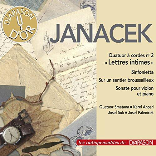 (Sinfonietta, Op. 60, JW VI/18: IV. La rue vers le château (Allegretto - Presto - Andante - Prestissimo) (1961 Recording))