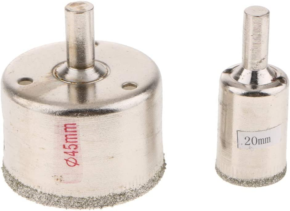 Nuokix New Bit Drill Extractor Extractor Tool for Ceramic Glass Tile Package of 28 Industrial Drill Bits