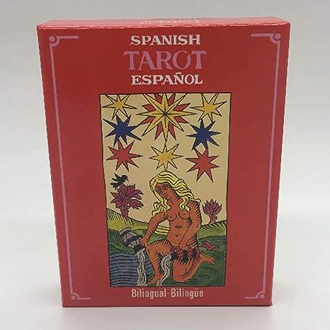 CXLTLP Tarot Tarot de Marsella Marsella Tarot adivinación ...