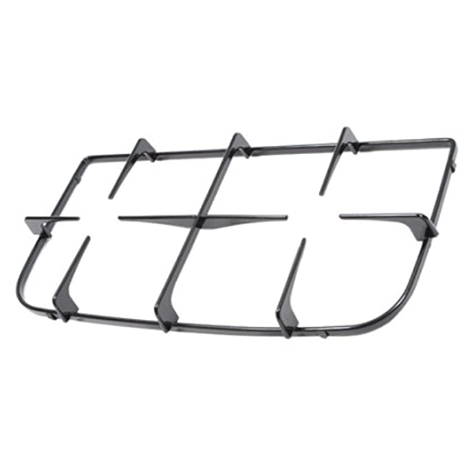 Spares2go Gas Cooker Hob Pan Support Stand 220mm x 470mm