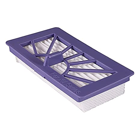 PATONA Microfiltro Higiénico HEPA Filtro Alergia para Vorwerk Kobold VR100, Sistema de Filtración Activo