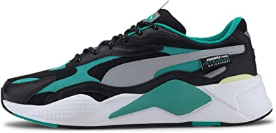 PUMA Men's Mercedes Amg Petronas Rs-x³ Sneaker