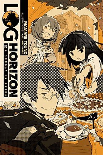 (Log Horizon, Vol. 5 - light novel)