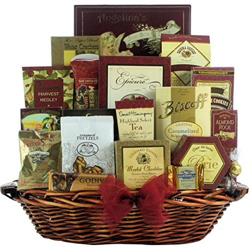 Great Arrivals Gourmet Gift Basket, The Finer Things by GreatArrivals Gift Baskets