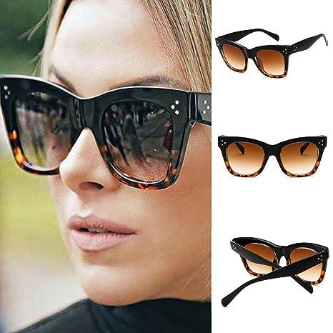 Amazon.com: XBKPLO - Gafas de sol polarizadas para mujer ...