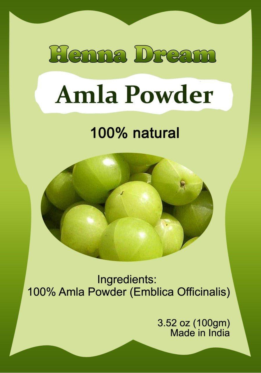 Amla Powder 100gm (for hair)