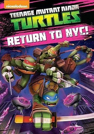 Teenage Mutant Ninja Turtles: Return To Nyc Edizione: Stati ...