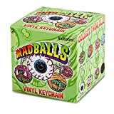 Set of 4: Mad Balls Blind Box Vinyl Figure Keychain Series by Kidrobot