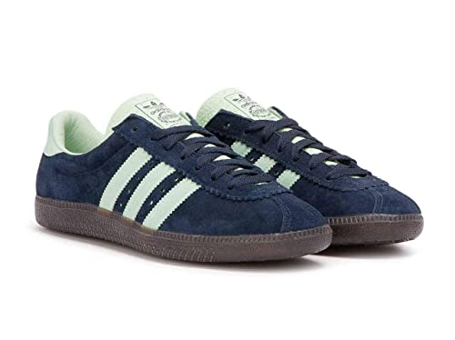 later the latest fashion style adidas Herren Padiham Spezial Hohe Sneaker Blau Navy Blue ...