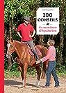 100 conseils du moniteur d'équitation par Capellier