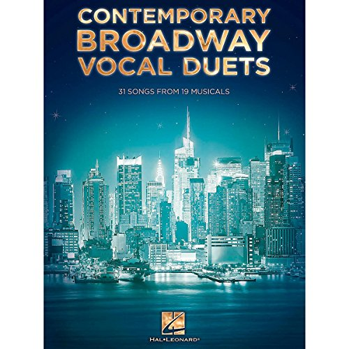 Hal Leonard Contemporary Broadway Vocal Duets (Newsies Sheet Music)