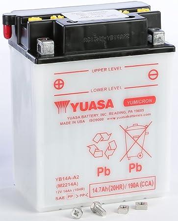 YUASA YUAM2214A Yumicron Battery