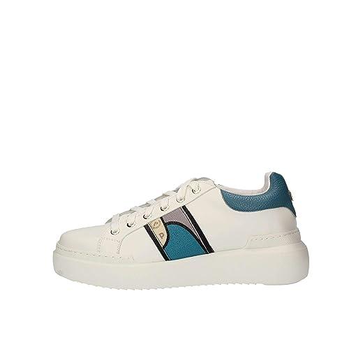 52accbf8700636 Pollini TA15034G07 Sneakers Donna: Amazon.it: Scarpe e borse