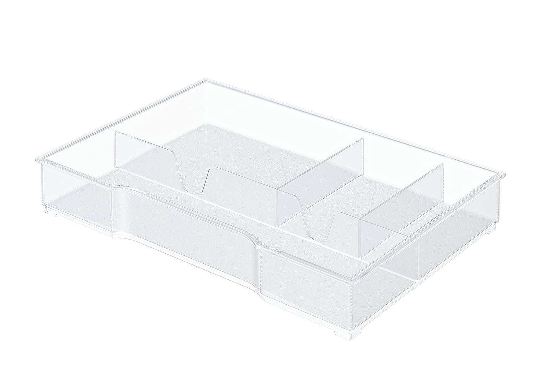 leitz organiseur de tiroir pour bloc de classement plus et wow transparent with rangement pour. Black Bedroom Furniture Sets. Home Design Ideas