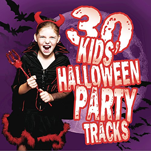 30 Kids' Halloween Party