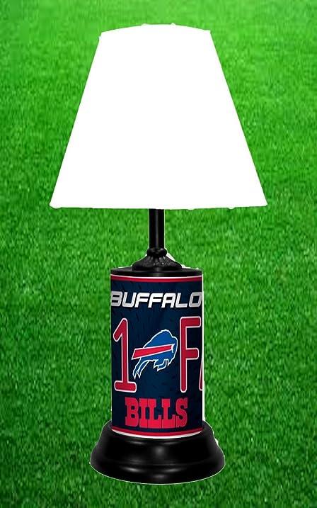Amazon.com: BUFFALO BILLS TABLE LAMP: Home & Kitchen