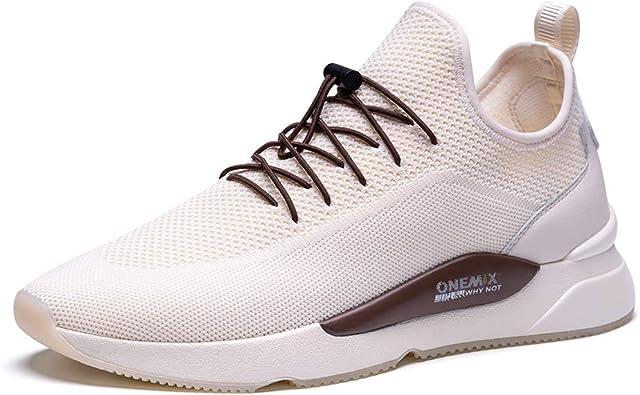 ONEMIX Zapatillas de Running para Hombre Ligeras y Transpirables Zapatillas Deportivas para Correr Zapatos Hombre Casuales: Amazon.es: Zapatos y complementos