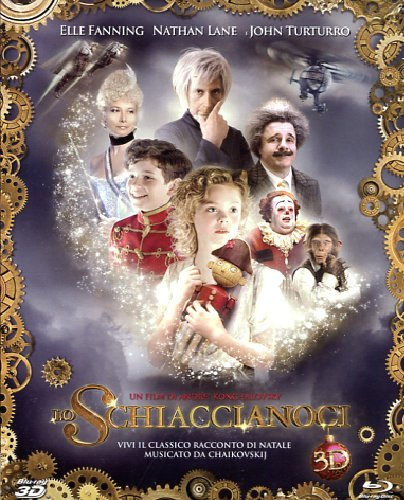 The Nutcracker (2009) ( The Nut cracker ) (3D) [ Blu-Ray, Reg.A/B/C Import - Italy ]