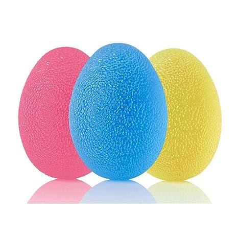 pureage muscleur de mano pelota huevo entrenamiento de mano anti ...