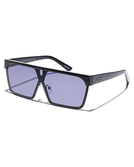 Amazon.com: Gafas de sol Quay Shade Queen para mujer, Negro ...