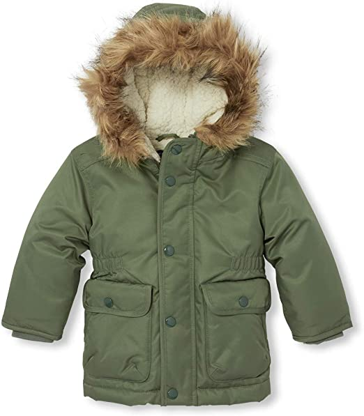 The Childrens Place Baby Boys Parkas