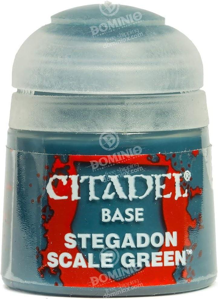 Games Workshop Citadel Base: Stegadon Scale Green