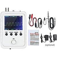 Osciloscopio digital portatil,osciloscopios portatiles kit con clip BNC