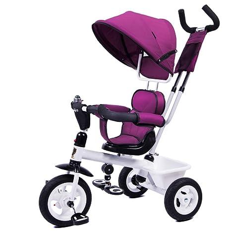 Carritos y sillas de Paseo Cochecito de bebé 4 en 1, Toldo ...