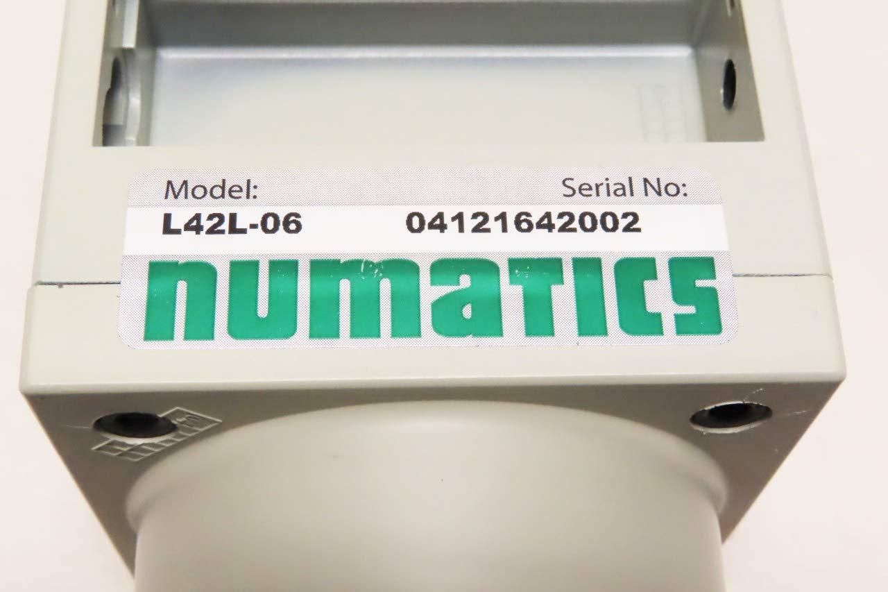 NUMATICS L42L-06 FLEXIBLOK 3//4IN NPT Pneumatic Lubricator