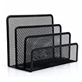 nesting espresso cups - Mesh Letter Sorter Mail Document Tray Desk Office Folders Are Made Of Wire, Relatively Strong, Help Put The File