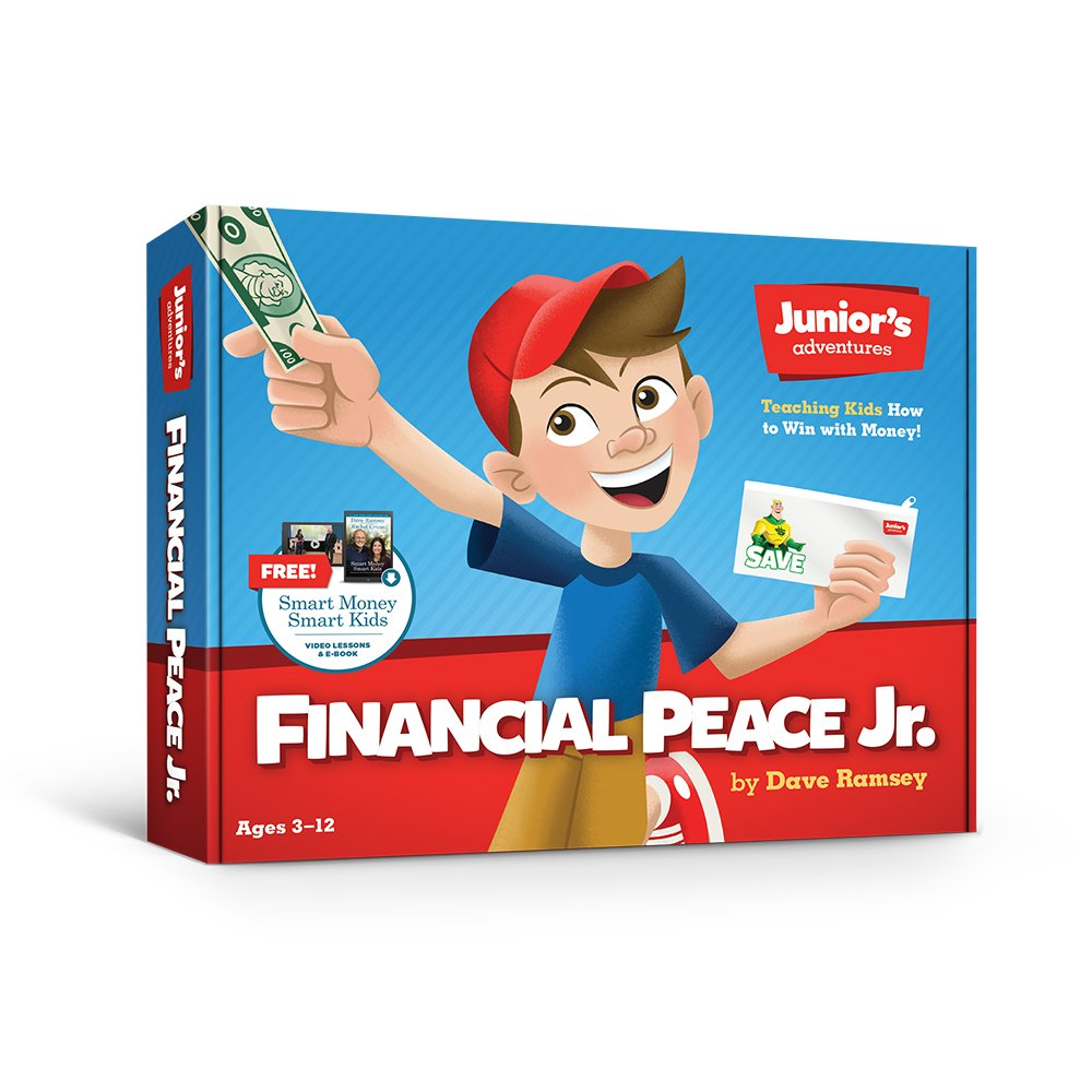 Financial Peace Junior Kit Teaching product image