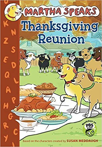 Book Martha Speaks: Thanksgiving Reunion (Chapter Book) by Susan Meddaugh (2013-09-24)