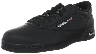 7297d81681c Reebok Men s Ex-O-Fit Clean Logo Low-Top Sneakers