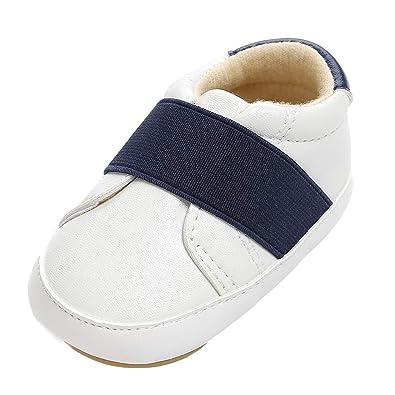 8af139c984305 ✿luoluoluo ✿ Chaussures de bébé pour garçons en Cuir Chaussures de Marche  First Toddler First