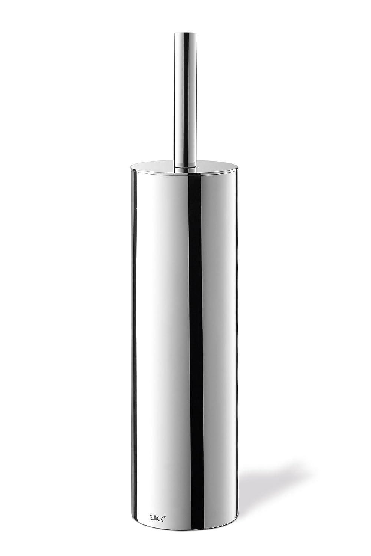 Zack 40069 40.5 x 9 cm Tubo Mirror Polished Toilet Brush Set tmukaiya-8767803-5