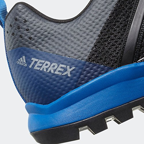 Trekking Herren Cblack Terrex Cblack Wanderhalbschuhe Blubea amp; Cblack Blubea adidas Cblack Solo Schwarz wCtq1wR