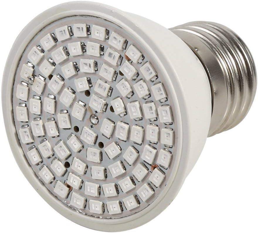 Haofy Luz de Planta 36W E27 Lámpara de Crecimiento Lampara de Cultivo para Jardín, Flores, Verduras [Clase de eficiencia energética A+]