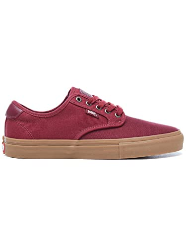 a07c6752e4 Vans Men s Chima Estate Pro Ankle-High Suede Skateboarding Shoe (6.5 D(M