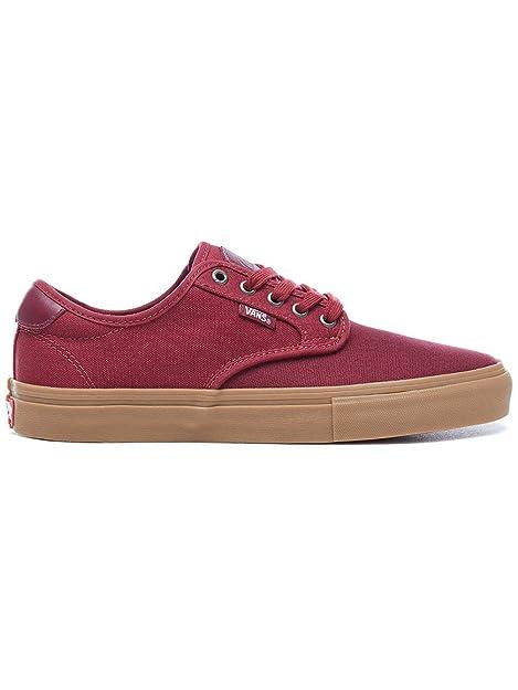 Zapatillas Vans Chima Ferguson Granate H: Amazon.es: Zapatos y complementos