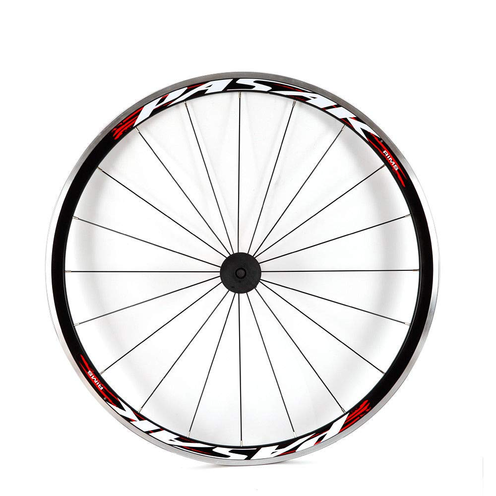 NOPTEG 700C Bicycle Bike Wheel Front Rear Wheel Wheelset Aluminium Alloy Rim 30mm USA by NOPTEG (Image #9)