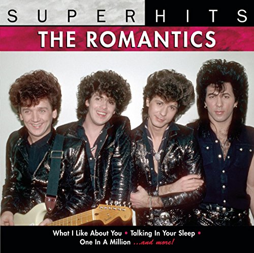 The Romantics - BACK TO THE 80