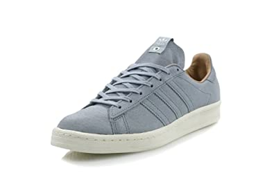 Adidas Campus: 80 highsnobiety Light GRIS tan tamaño