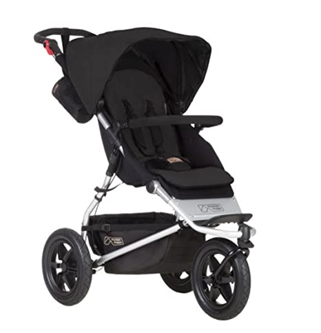 Mountain Buggy - Carrito deportivo, color negro: Amazon.es: Bebé