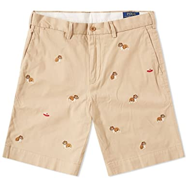 9e28ef4621f8 Image Unavailable. Image not available for. Color  POLO RALPH LAUREN Men s  Stretch Classic Fit 9 quot  Chino Shorts ...