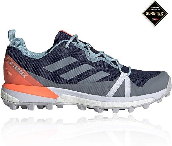adidas Terrex Skychaser Lt GTX W, Chaussure de Piste d ...