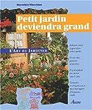 """Afficher """"Petit jardin deviendra grand"""""""